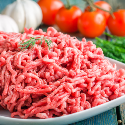 Gourmet Ground Beef (10 lb)